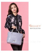 BELLUCY dermis corium made from 100% real leather fashion bag