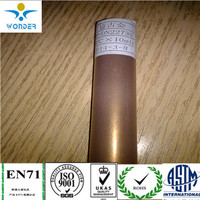 Good Electric Insulation Gold Copper powder coating