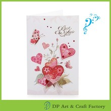3D pop up Voice greeting cards High quality and fast delivery