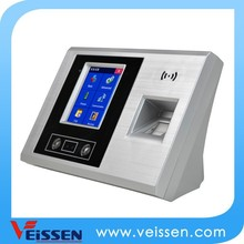 hot sale face recognition time attendance device