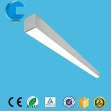 Energy saving cool white aluminum linear led light with supermarket