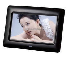 full function MP3 Mp4 photo playback brand names 2015 new products funia photo frame