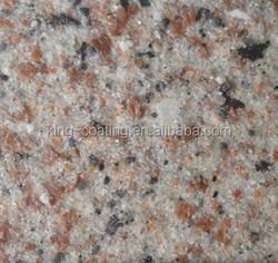 Texture Acrylic Decoration Colorful Natural Stone Spray Paint New Paint Exterior Paint Art Stone