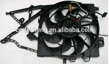 radiador de enfriamiento del ventilador automático del ventilador del radiador se utiliza para opel