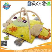 plush baby game mat comfortable plush baby game mat for 0-6 year old baby