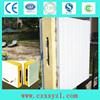 100mm thickness cold room polyurethane insulation door panels