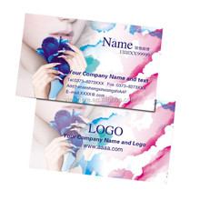 printing industries high-end personal name card business card design