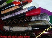 Shoe&handbag leather stock lot