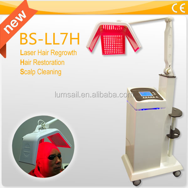 2015 new high quality laser hair loss treatment beauty machine