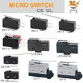 Interruptor eléctrico, micro interruptordepresión, interruptor del sensor