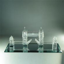 Western New design cristal de San Francisco puente Golden Gate modelo