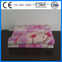 Portable and washable electric blanket