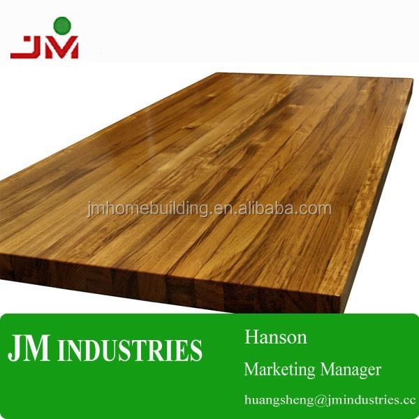 teak plank butcher block kitchen counter tops wood board