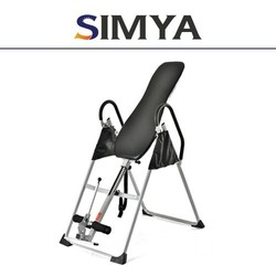 exercise product of foldable inversion table fitness gravity inversion table Commercial or home use professional gym equipment
