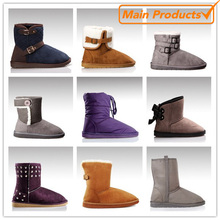 2014 winter popular cheap casual snow woman boot