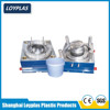 China custom low price plastic injection trash can mold