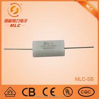 Low price motor start capacitor 1000uf capacitor polarity MLC-SB (0.47/1200)