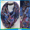 custom print infinity fashionable scarf