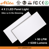 High lumen led light dimming 70w 2x4 daylight led panel