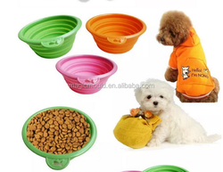 Silicone Pet Bowl/ Dog Bowl mould / Pet Dishes,collapsible dog bowl mold ,China Manufacturer
