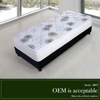 7 zones pocket spring folding mattress for sofa bed