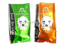 Pet food aluminum foil poly bag