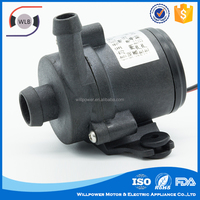 Unique Design Low Cost 12v/24v small water pumps with high flowrate