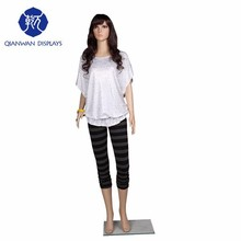 Newest price top sales China plastic female mannequin doll manufacturers