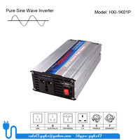 1000w pure sine auto solar project de 12v a 220v inversor onda pura for electrico motor
