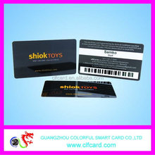 Popular best sell rfid pvc cards production