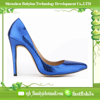 2015 Hot sale new design images high heel shoes women pumps shoe