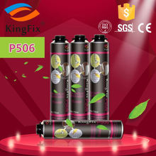 Eco-friendly good filling capacities 500ml polyurethane foam pipe insulation for sealing joints
