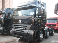 Chinese truck supplier Price for Sinotruck Howo Tractor trucks Howo 371HP with JOST saddle SALE