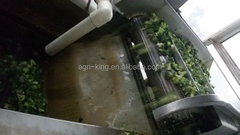 2014 high quality chinese iqf broccoli cut