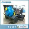 Diesel Self-Priming Sewage Water Pump Set