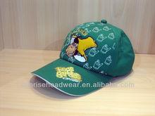 cotton child baseball cap
