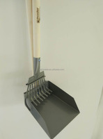 china home professional garden rakes for cleaning leaf /shit//garbage