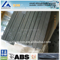 aluminium en aw 5754 for boat building with ABS DNV LR