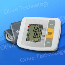 2014 China Cheap Arm Blood Pressure Monitor with CE