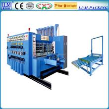 LUM Flexo Printing and Sloting Machine/lead feeder