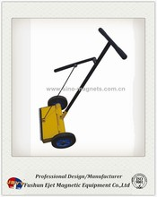 Powerful Rolling Magnetic Sweeper With Wheels