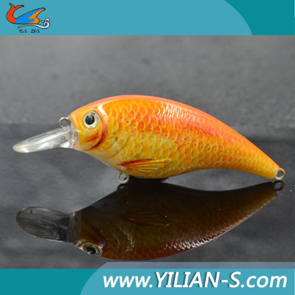 Big game fishing lure shad vivid 3d eyes 80mm 10g carp for Fishing tackle sale
