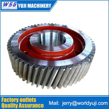 Professional Cheap Price 50KG Industrial High Precision Steel Spur Gear