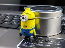 new minions usb pendrive usb2.0 8gb 16gb 32gb usb flash drive
