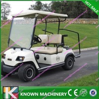 18~24km/h golf carts for sale/battery operated golf carts