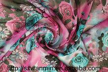 tecidos florais para vestidos