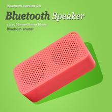 Small stereo bluetooth 2015 music speaker,music mini speaker cube shape