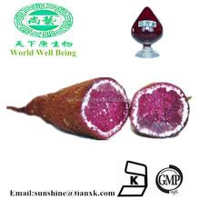 Purple Sweet Potato Powder Anthocyanins / Purple Sweet Potato Extract Powder / Hibiscus Flowers Powder