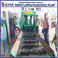 Automatic charcoal briquetting machine for square cube finger round shape shisha hookah machine price