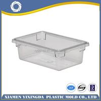 China Plastic ice storage boX
